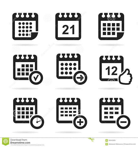 Calendar An Icon