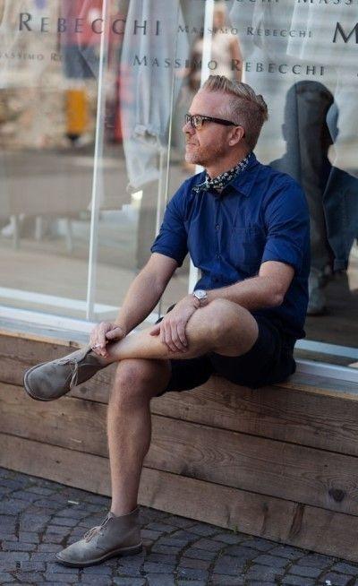 Como usar Bota Masculina no Verão