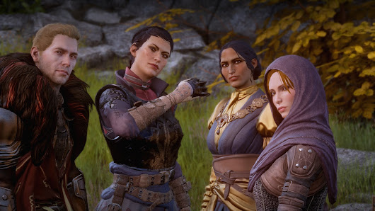 Your Critic is in Another Castle: The Music of Dragon Age, And What It Actually Says