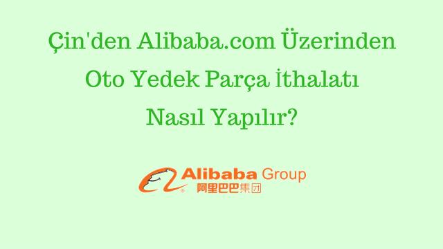 Çin Oto Yedek Parça İthalat Alibaba.com | Resim