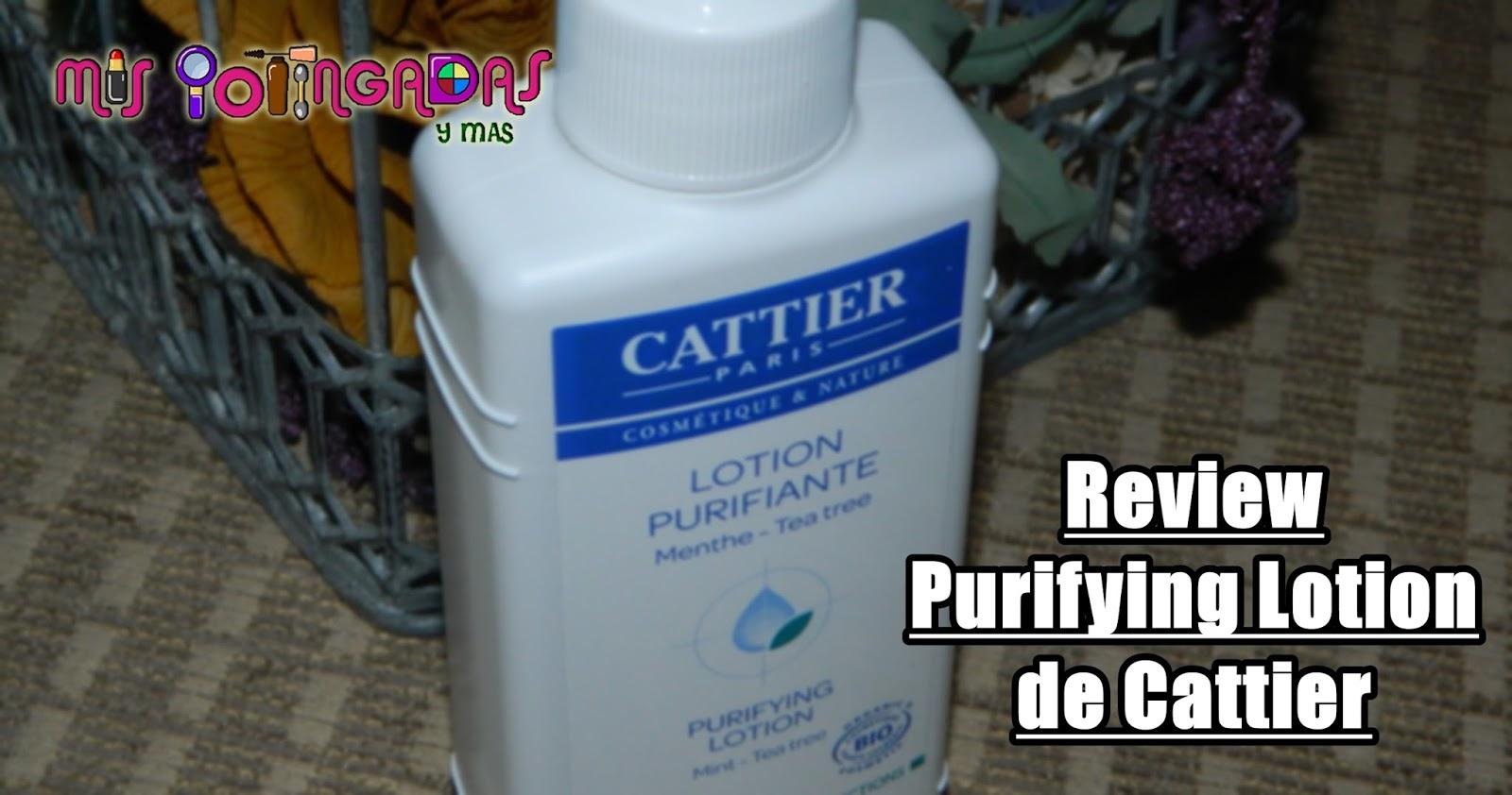 lotion cattier