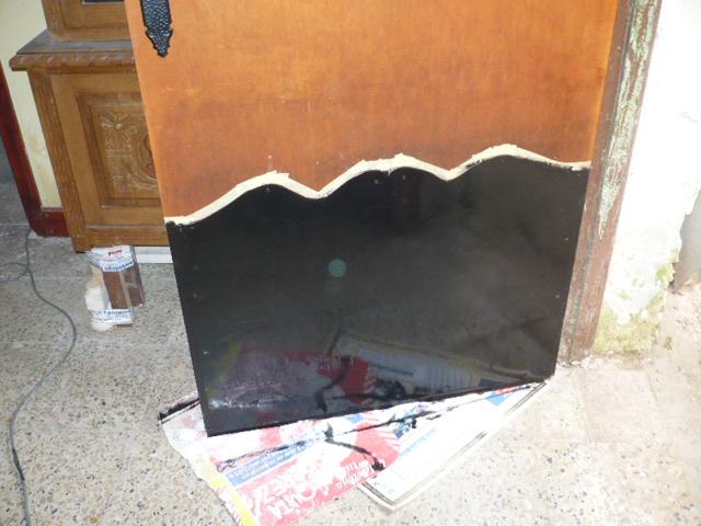 protector antisalpicaduras para puerta