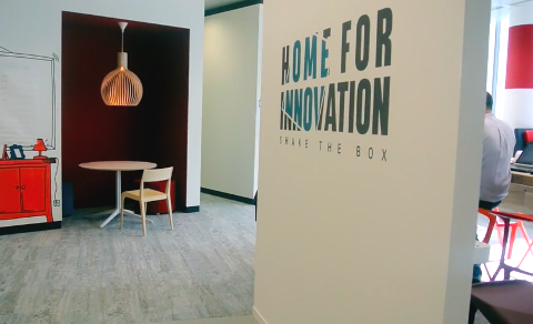 Home for Innovation