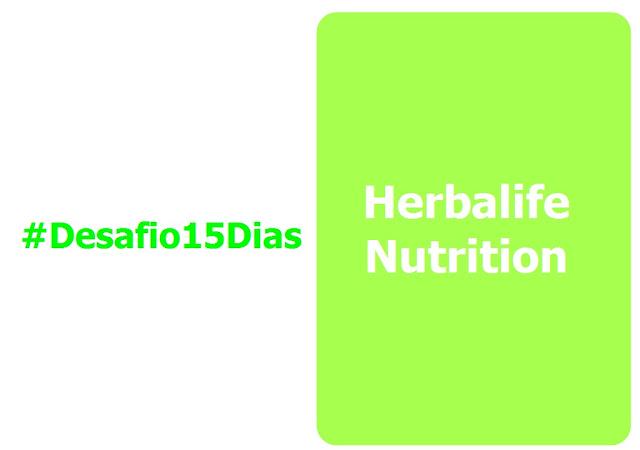 Desafio 15 Dias Herbalife