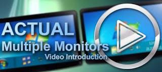 Actual Multiple Monitors 8.12 Multilingual Full Crack