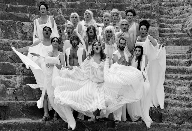 Αριστοφάνους «ΕΚΚΛΗΣΙΑΖΟΥΣΕΣ» - 1η Ιουλίου Αρχαίο Θέατρο Άργους