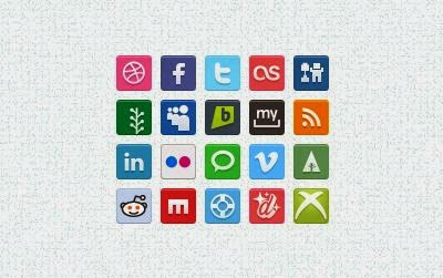 Pro Social Icons