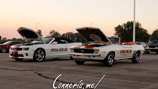 1969 2011 Chevrolet Camaro Official Pace Car
