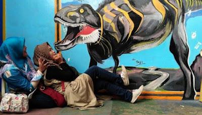 Tempat Wisata Lukisan 3D di Malang Raya Yang Keren