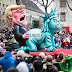 OMG! German Carnival Mocks Donald Trump, Angela Merkel And Other World Figures. Photos