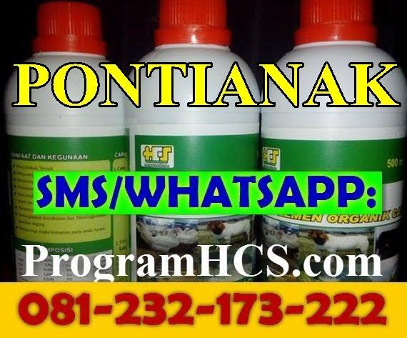 Jual SOC HCS Pontianak