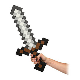 Minecraft Foam Iron Sword Gadgets