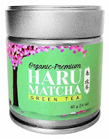 Haru Matcha ceremonial grade matcha green tea