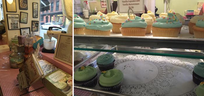 Valetnina Vaguada: bakery, magnolia, nyc, valetostravels, travel, food winter, dessert, cupcake