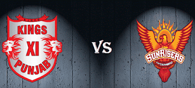 IPL 2017 Match 33 KXIP vs SRH: Preview, Prediction and Head to Head