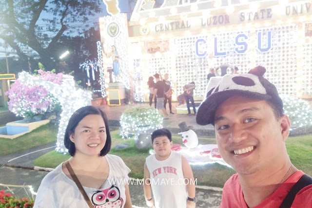 2018, celebration, Christmas, Family, Christmas day, CLSU, Christmas light,