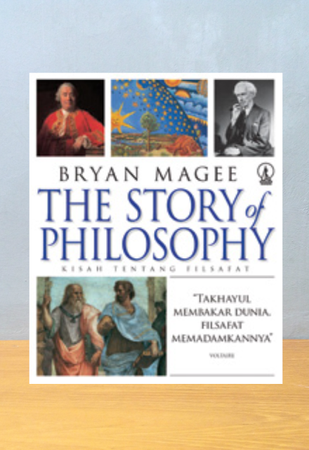 THE STORY OF PHILOSOPHY, Bryan Magee