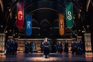 "La prima scena dal palco di ""Harry Potter and the Cursed Child"""