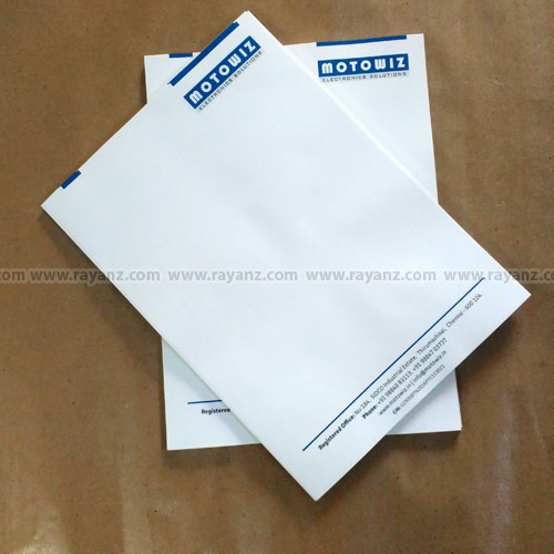 Letterhead printing services in chennai