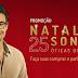"""Promoção """"Natal de Sonhos 25 Anos Óticas Diniz"""""""