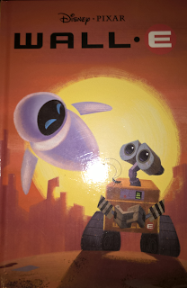 """WALL-E"" Disney - PIXAR"