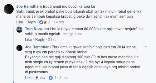 BPJS Kesehatan Rugi Rp 9 Triliun, Lihat Pendapat Pedas Netizen