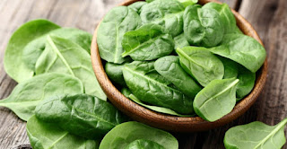 secret benefits of spinach to be health and fit