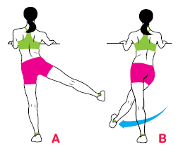 Best 4 Exercises For Shapely Legs