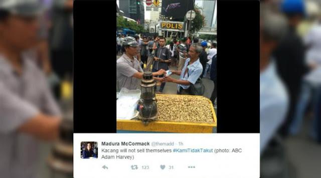 Bukti Orang Indonesia Tidak Teroris,Maupun ISIS, Fenomena yang Pasti Muncul Ketika Ada Keramaian dan Kejadian Mencekam