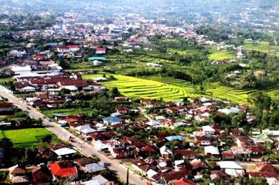 Kota Ruteng, Nusa Tenggara Timur