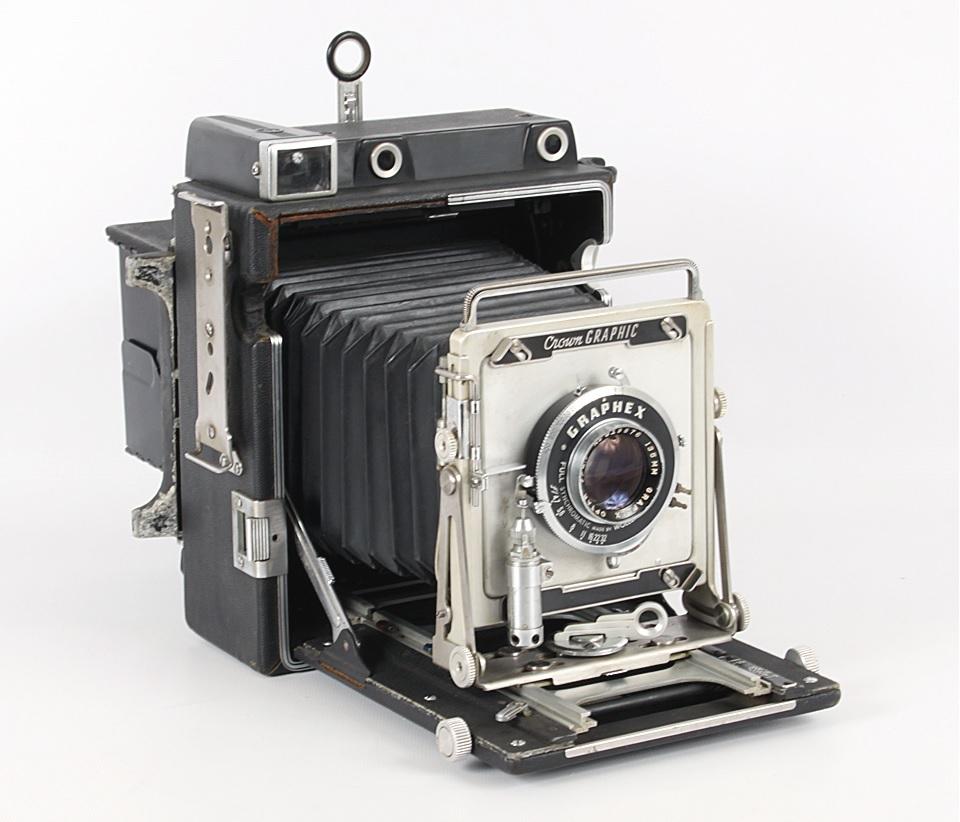 Vintage Rangefinder Camera 111