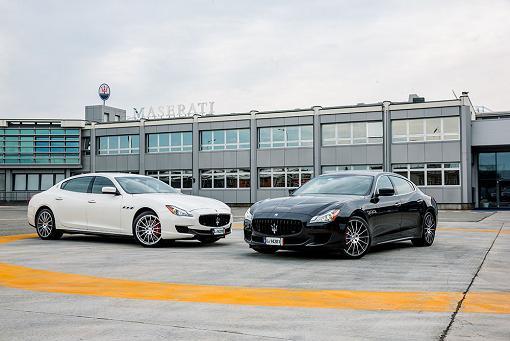 Spor sedan Maserati