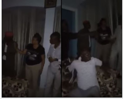 Video: Wife of politician allegedly caught cheating on her husband in Delta
