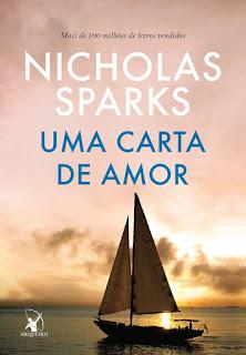 Uma carta de amor, Nicholas Sparks