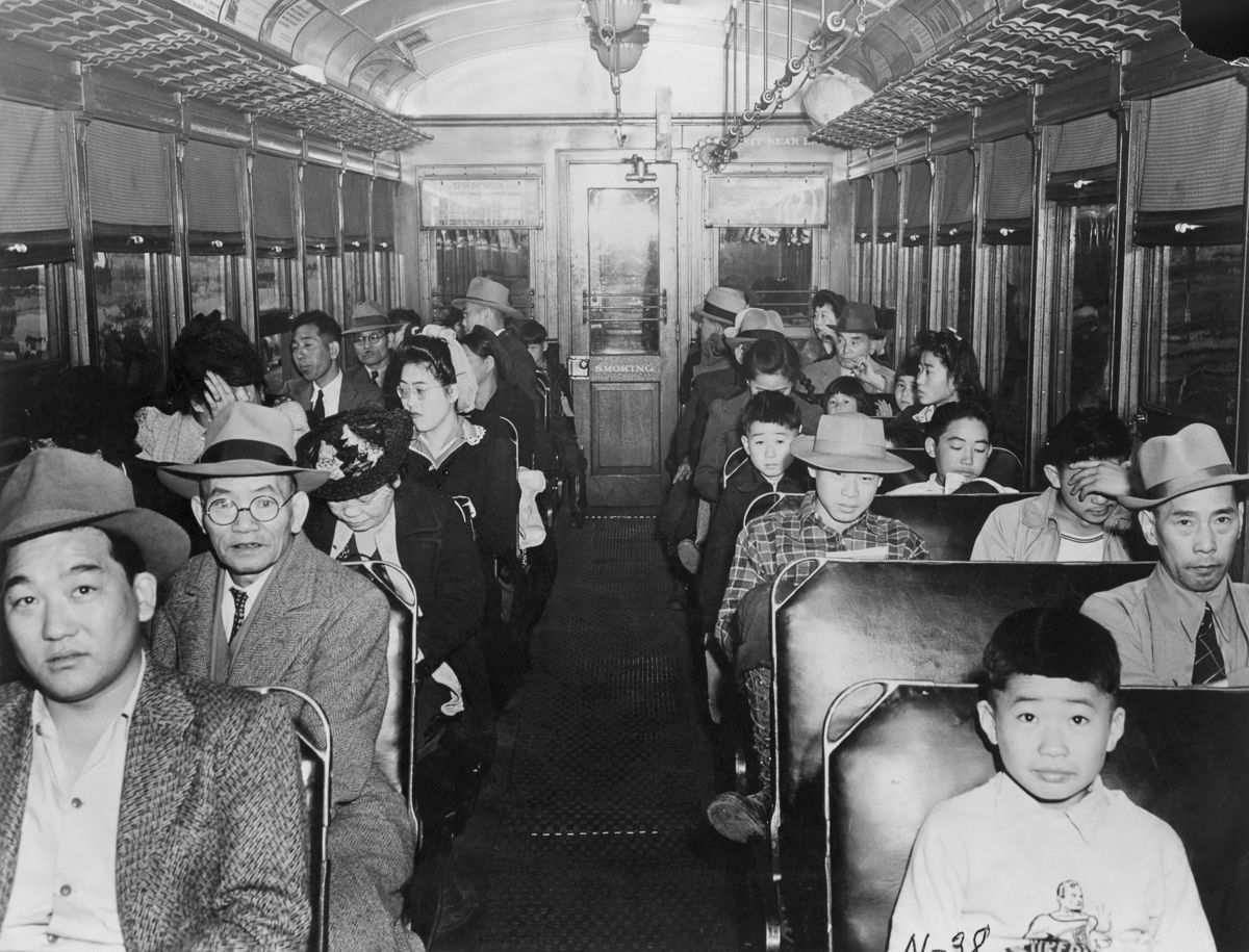 japanese americans Explore major events of the japanese american internment during the second  world war link to firsthand accounts of the internment experience, written and.