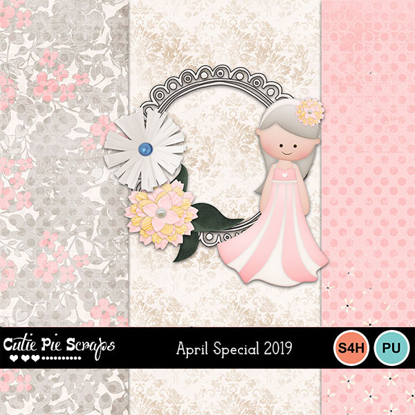 MyMemories April 2019 Blog Train!