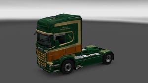 Sigi Reil Skin for Scania RJL