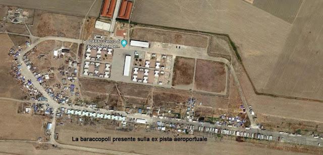 """CGIL-CISL-UIL Foggia: """"Necessario rilanciare una strategia di messa in sicurezza di Borgo Mezzanone"""""""