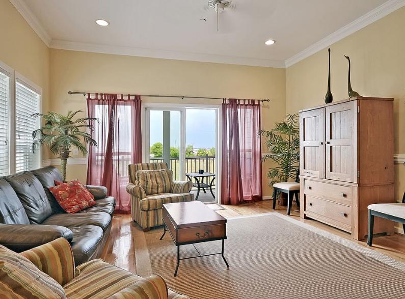 Warna cat Au natural untuk interior rumah
