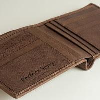 Cadeau pour monsieur : le portefeuille en cuir