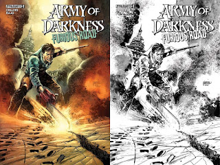 Army of Darkness - Furious Road #2