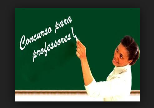 Concurso para professor oportunidade em 12 prefeituras for Concurso profesor