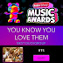 [Fakta dan Vote BTS 2018] Masuk 4 Nominasi di RDMA (Radio Disney Music Awards) 2018!