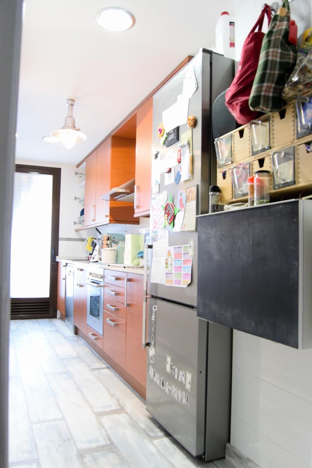 Cambiar Suelo Cocina Sin Quitar Muebles Finest Renovar La Cocina
