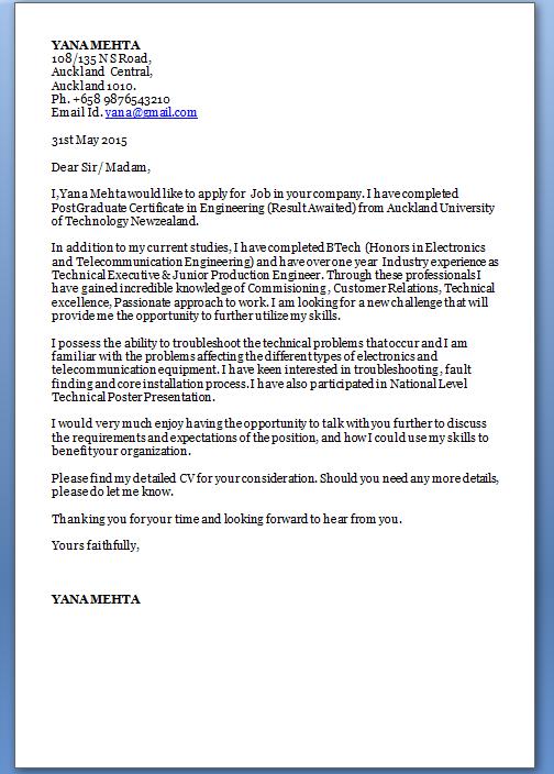 Cover letter pdf spiritdancerdesigns Gallery