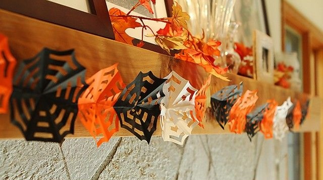 Decorate Halloween From Origami