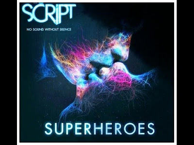 terjemahan superheroes the script