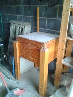 Clay Club Kiln And Wedging Table For Sale Asheville Nc