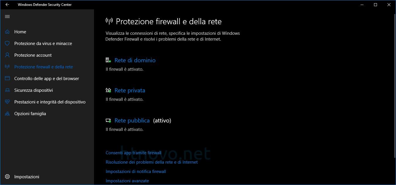 App-firewall