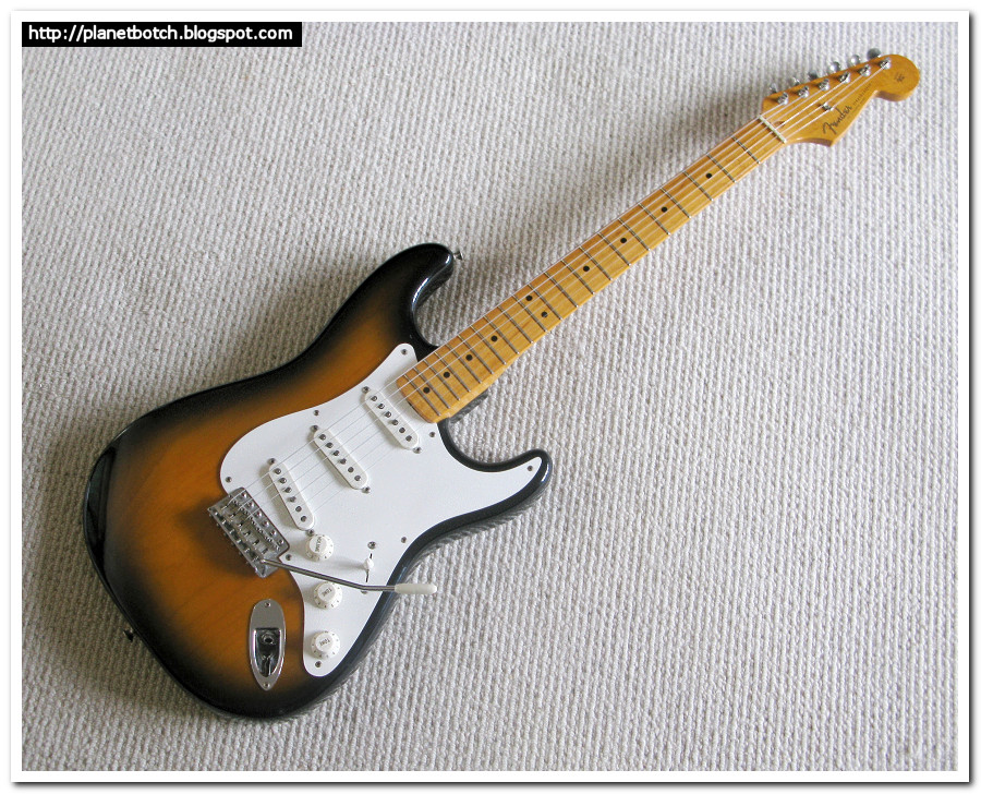 Fender Usa Vintage Reissue 57 Stratocaster Planet Botch